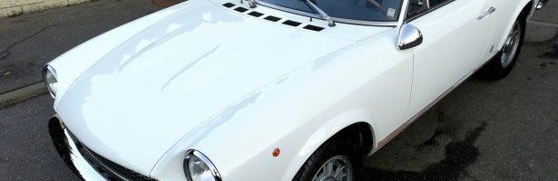 FIAT 124 Sport Spider 1608cc BS1