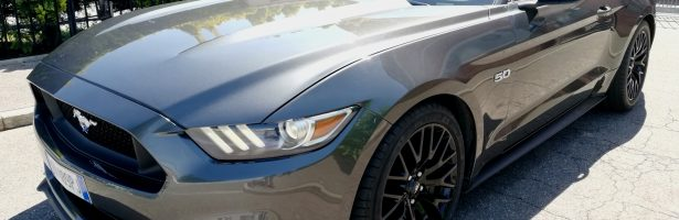 FORD MUSTANG 5.0 GT Cabrio