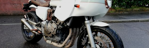"""Honda Hornet 600 S""""Cafè racer"""""""