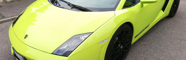 "LAMBORGHINI Gallardo LP560-4 Spyder ""Verde Scandal"""