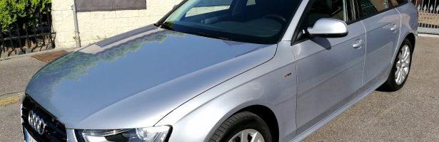 AUDI A4 Avant 2.0 Tdi S-Line Business Plus