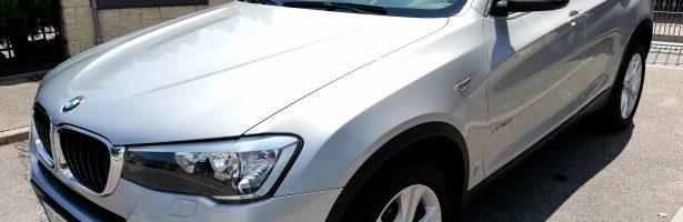 BMW X3 Xdrive 20d Business Advantage Automatica (190cv)