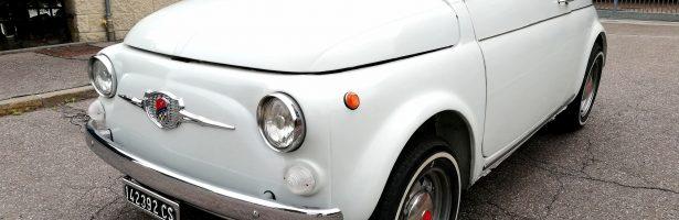 """FIAT 500 Giannini 700 R """"ORIGINALE"""""""