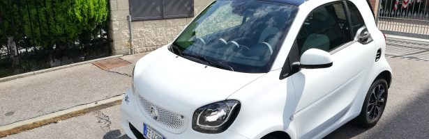 SMART forTwo Passion 1.0 71cv