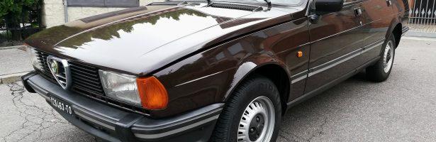 ALFA ROMEO Giulietta 1.600cc L