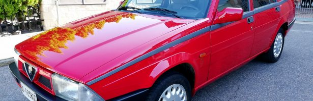 Alfa Romeo 75 1.6 IE cat (iscritta ASI)