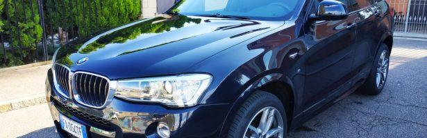 BMW X4 20d xDrive M-Sport
