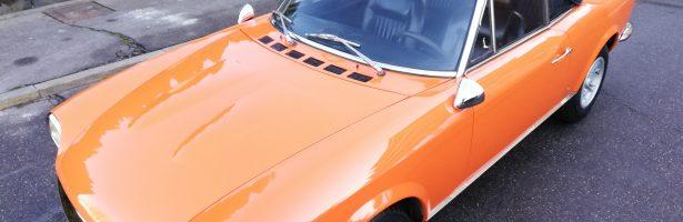 FIAT 124 Sport Spider 1800 CS1
