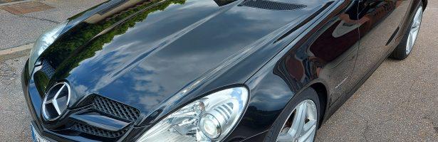 Mercedes-Benz SLK 200 Kompressor Sport-AMG (184cv)