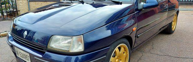 """Renault Clio WILLIAMS 2.0i 16v MK1 """"Numerata"""""""