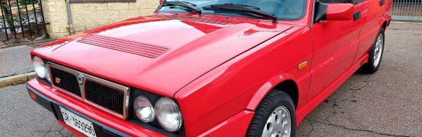 Lancia Delta HF Turbo i.e. II Serie