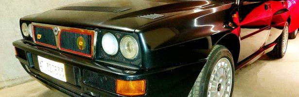 Lancia Delta HF integrale Evoluzione (1 of 250)