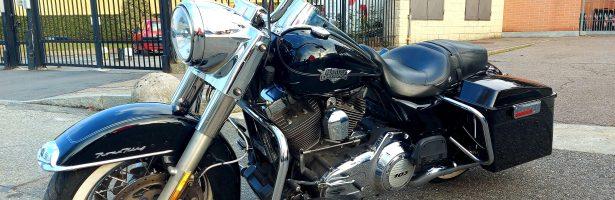 Harley-Davidson Road King 103 Classic